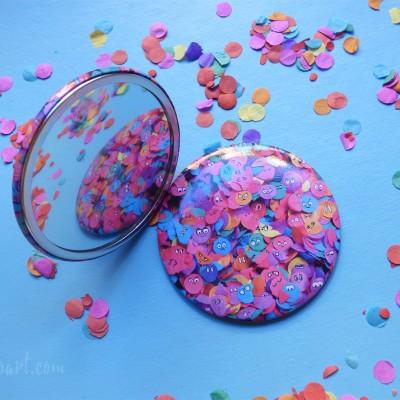 espejo confeti