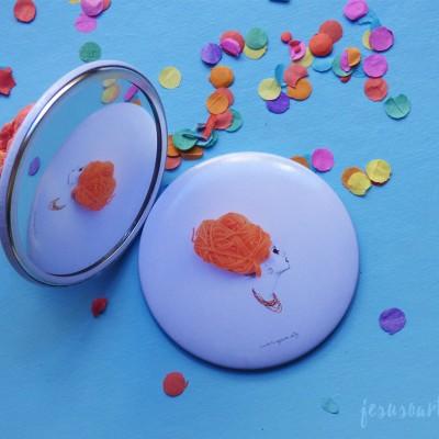 espejo turbante